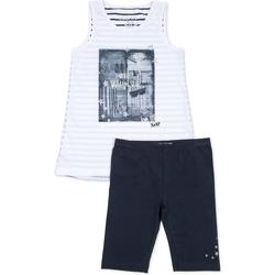 Abbigliamento Bambina Completo Losan 714 8042AB Blu