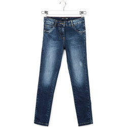 Abbigliamento Unisex bambino Jeans slim Losan 714 9011AB Blu