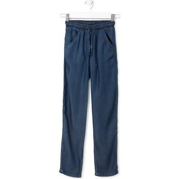 Abbigliamento Unisex bambino Jeans dritti Losan 714 9013AB Blu