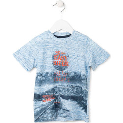 Abbigliamento Bambino T-shirt maniche corte Losan 715 1018AC Blu