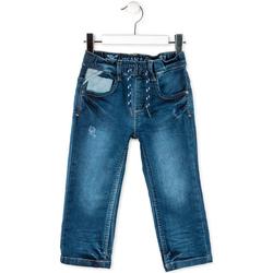 Abbigliamento Unisex bambino Jeans dritti Losan 715 6012AC Blu