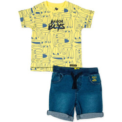Abbigliamento Unisex bambino Completo Losan 715 8001AC Giallo