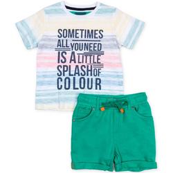 Abbigliamento Unisex bambino Completo Losan 715 8006AC Verde