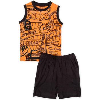 Abbigliamento Bambino Completo Losan 715 8043AC Arancio