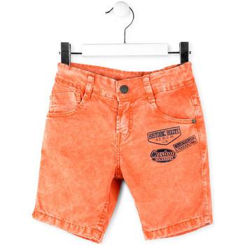 Abbigliamento Bambino Shorts / Bermuda Losan 715 9009AC Arancio