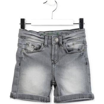 Abbigliamento Bambino Shorts / Bermuda Losan 715 9013AC Grigio
