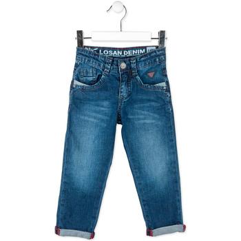 Abbigliamento Unisex bambino Jeans dritti Losan 715 9016AC Blu