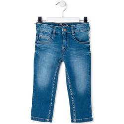 Abbigliamento Unisex bambino Jeans slim Losan 715 9664AC Blu