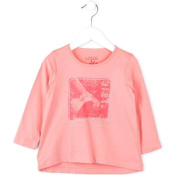 Abbigliamento Unisex bambino Maglioni Losan 716 1214AD Rosa