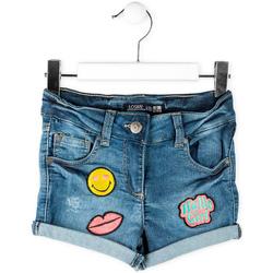 Abbigliamento Unisex bambino Shorts / Bermuda Losan 716 6012AD Blu