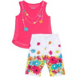 Abbigliamento Bambina Completo Losan 716 8002AD Rosa