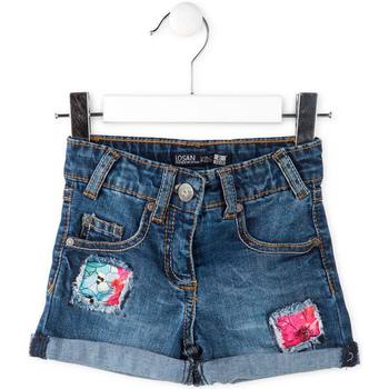 Abbigliamento Unisex bambino Shorts / Bermuda Losan 716 9002AD Blu