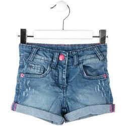 Abbigliamento Unisex bambino Shorts / Bermuda Losan 716 9003AD Blu