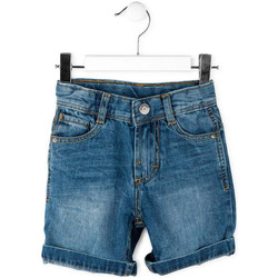 Abbigliamento Bambino Shorts / Bermuda Losan 715 9662AC Blu