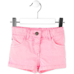 Abbigliamento Bambina Shorts / Bermuda Losan 716 9652AD Rosa
