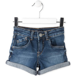 Abbigliamento Unisex bambino Shorts / Bermuda Losan 716 9657AD Blu