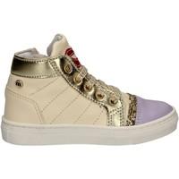 Scarpe Bambina Sneakers alte Melania ME1080B7E.B Rosa