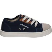 Scarpe Unisex bambino Sneakers basse Xti 54851 Blu