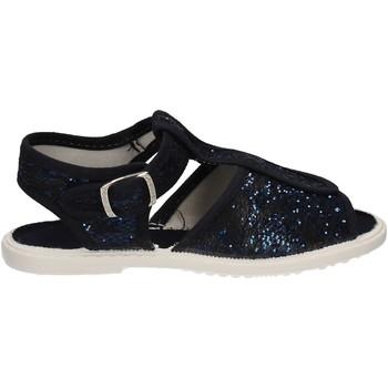 Scarpe Bambina Sandali Lulu LI200008T Blu