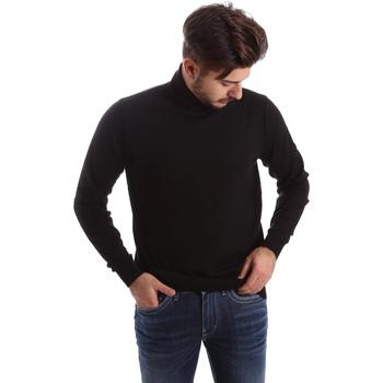 Abbigliamento Uomo Maglioni Gas 561820 Nero