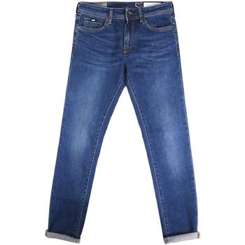 Abbigliamento Uomo Jeans slim Gas 351177 Blu