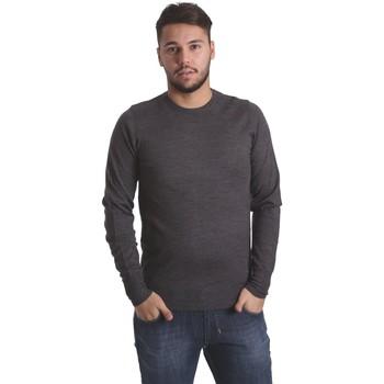 Abbigliamento Uomo Maglioni Gas 561882 Grigio