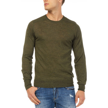 Abbigliamento Uomo Maglioni Gas 561882 Verde