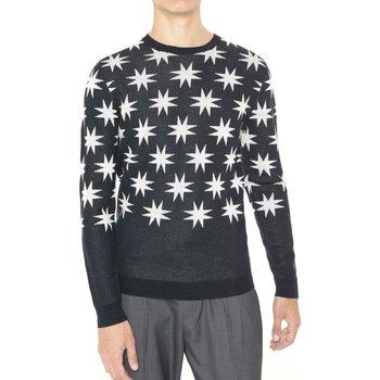 Abbigliamento Uomo Maglioni Antony Morato MMSW00742 YA400006 Nero