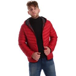 Abbigliamento Uomo Piumini Gaudi 721BU35009 Rosso