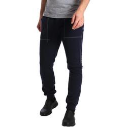Abbigliamento Uomo Pantaloni da tuta Key Up SF19 0001 Blu