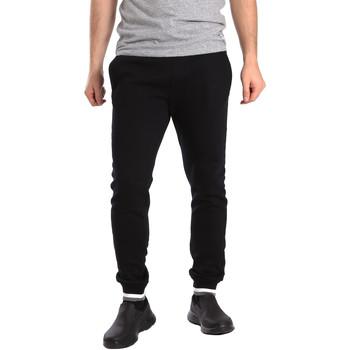 Abbigliamento Uomo Pantaloni da tuta Key Up SF24 0001 Nero