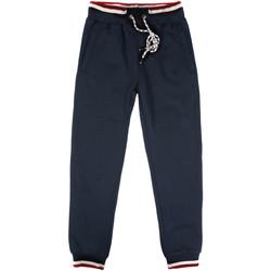 Abbigliamento Uomo Pantaloni da tuta Key Up SF24 0001 Blu