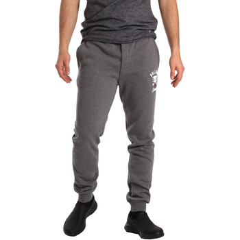 Abbigliamento Uomo Pantaloni da tuta Key Up GF16 0001 Grigio