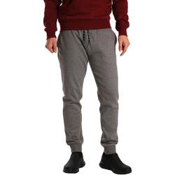 Abbigliamento Uomo Pantaloni da tuta Key Up GV77 0001 Grigio