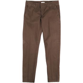 Abbigliamento Uomo Chino Ransom & Co. ALEX-P191 Marrone