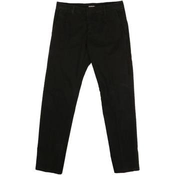 Abbigliamento Uomo Chino Ransom & Co. ALEX-P191 Nero