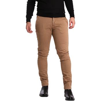 Abbigliamento Uomo Chino Ransom & Co. ALEX-P207 Beige