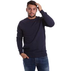 Abbigliamento Uomo Felpe Ransom & Co. F-07 Blu
