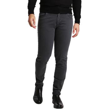 Abbigliamento Uomo Pantaloni 5 tasche Sei3sei PZV16 7239 Grigio