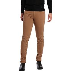 Abbigliamento Uomo Pantaloni 5 tasche Sei3sei PZV16 7239 Beige