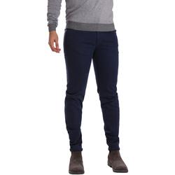 Abbigliamento Uomo Pantaloni 5 tasche Sei3sei PZV17 7257 Blu