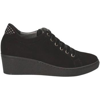 Scarpe Donna Sneakers basse Grunland SC3524 Nero