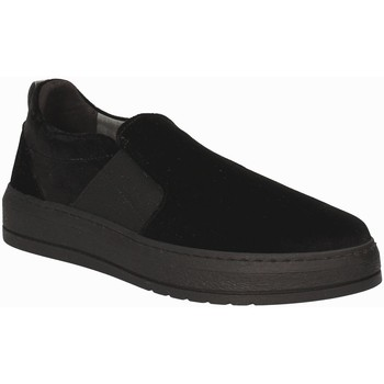 Scarpe Donna Slip on Grunland SC3671 Nero