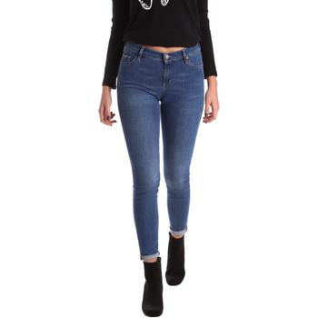 Abbigliamento Donna Jeans skynny Gas 355652 Blu