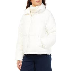 Abbigliamento Donna Piumini Gas 255672 Bianco