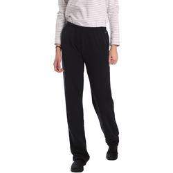 Abbigliamento Donna Pantaloni morbidi / Pantaloni alla zuava Key Up 549F 0001 Nero
