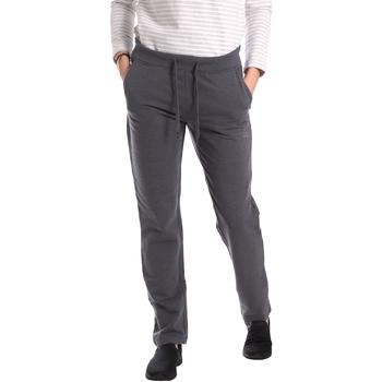 Abbigliamento Donna Pantaloni da tuta Key Up GE31 0001 Grigio