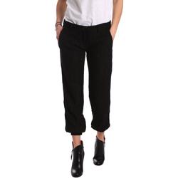 Abbigliamento Donna Chino Denny Rose 721DD20026 Nero