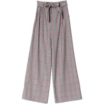 Abbigliamento Donna Pantaloni morbidi / Pantaloni alla zuava Denny Rose 721DD20029 Nero