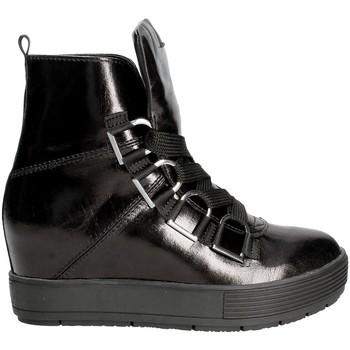 Scarpe Donna Sneakers alte Fornarina PI18MJ1071I000 Nero